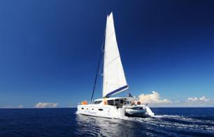 VIP Catamaran Cruise on the Waters of La Réunion