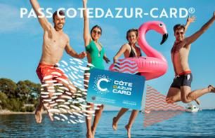 COTEDAZUR-CARD® Pass