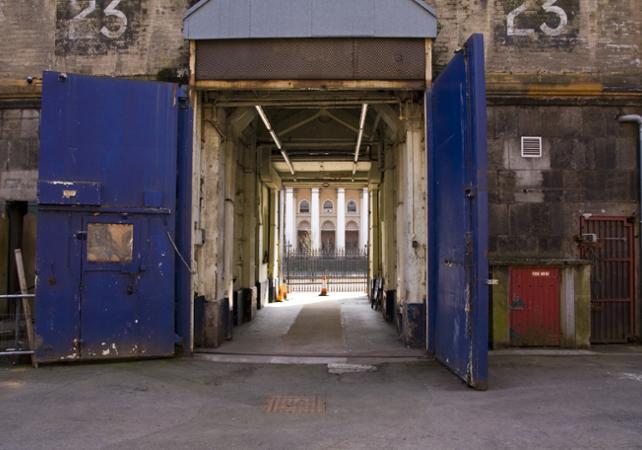 Photo Visite guidée de la prison Crumlin Road à Belfast
