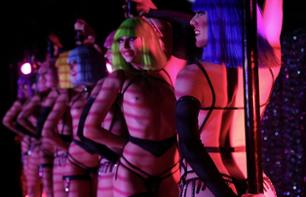 Crazy Horse Cabaret, Paris –  11pm show