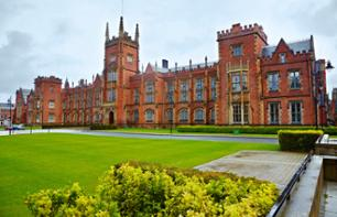 City tour di Belfast con bus hop-on hop-off - Pass 2 giorni