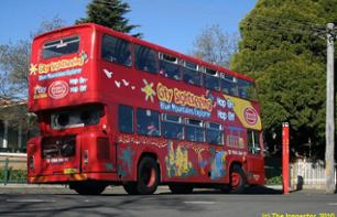 Visit Blue Mountains on an Open-Top Bus – Scenic hop-on hop-off tour