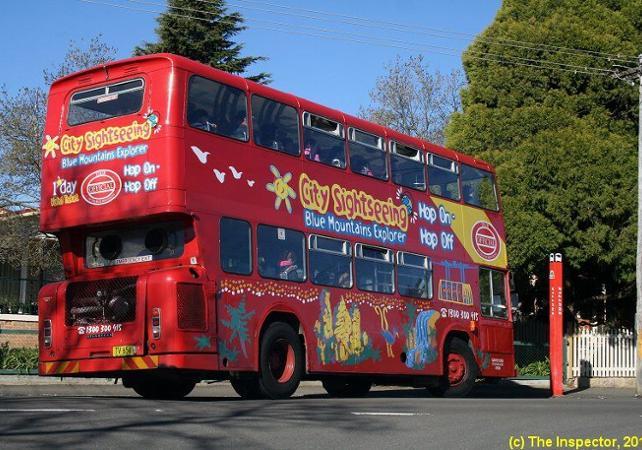 Visiter Blue Mountains en Bus à toit ouvert - Tour panoramique avec arrêts multiples image 1