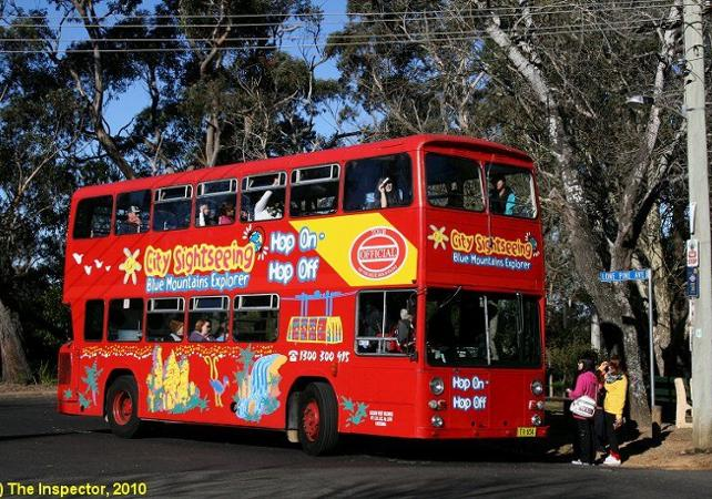 Visiter Blue Mountains en Bus à toit ouvert - Tour panoramique avec arrêts multiples image 3
