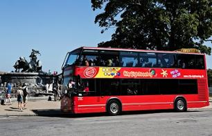 Copenhagen Hop-On, Hop-Off Bus Tour: Full City Circuit – 72-hour pass