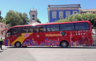 Hop-on Hop-off Bus Tour of Sintra – 1 Day pass