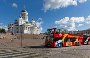 Hop-on Hop-off Bus in Helsinki - 24 hour Unlimited Pass