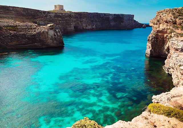 Visiter Malte en bus : tour panoramique avec arrêts multiples - Malte -