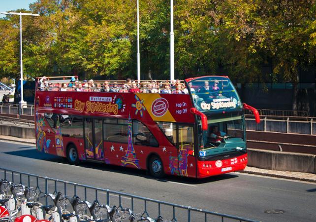 Tour de Séville en bus à arrêts multiples – Pass 24H - Séville -