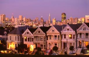 San Francisco by Night: Open-Top Sightseeing Bus Tour