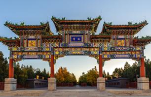 Private Tour of Beijing on the Theme of Traditional Chinese Medicine with a Meal – Hotel pick-up/drop-off
