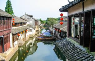 Guided Tour of Suzhou and Zhouzhuang – Leaving from Shanghai