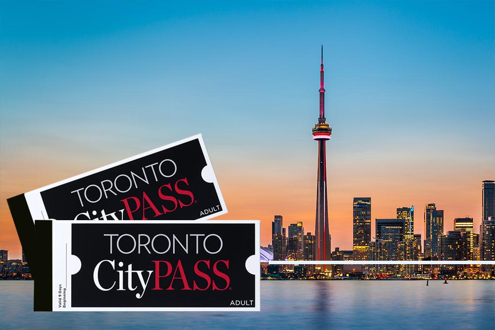 Toronto - City Pass