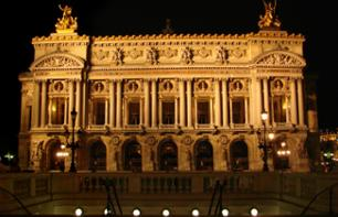 The Mysteries of the Opéra Garnier – After-hours tour