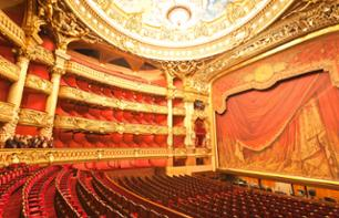 Private Guided Tour of the Opéra Garnier