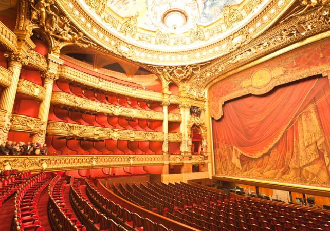 ,Opera Garnier,Visita privada