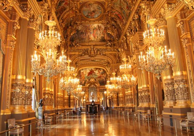 Paris Opera House Tour Reviews