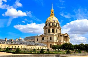 Guided Tour of Les Invalides and the Army Museum – Access to restricted areas