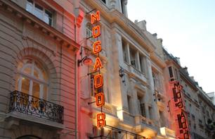 Behind-the-Scenes Guided Tour of the Théâtre Mogador