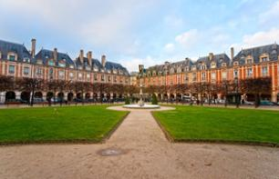 Guided Walking Tour of Le Marais – Paris's historic quarter