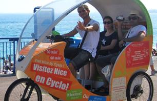 Tricycle Tour of Nice: 30 minutes