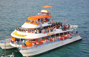 Party Catamaran day cruise