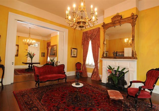 Visite guidée de la Maison d'Edgar Degas - La Nouvelle-Orléans -