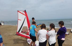 Learn to Windsurf - 1 hour from Tarragona - Ebro Delta