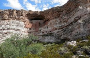 Excursion to Sedona: Explore the Red Rocks and Native American ruins – Departing from Phoenix