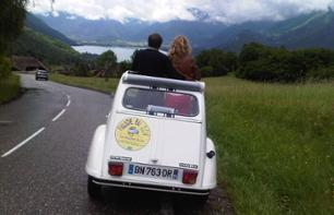 Ride in a Citroen 2CV 2 hours