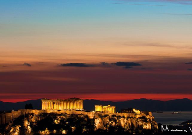 Visite d'Athènes au coucher du soleil avec guide privé - Athènes -