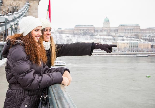Visite de Budapest à pied - Budapest -