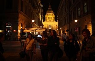 Walking Tour of Budapest by Night + River Cruise (in English)