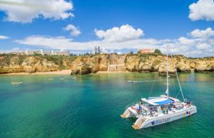 Half day Catamaran Cruise along the Gold Coast - Algarve - Lagos