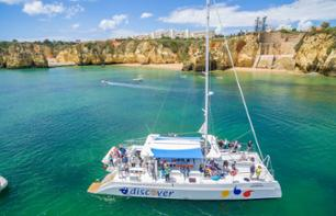 Cruise Along the South-Western Coast of Algarve - Leaves From Lagos