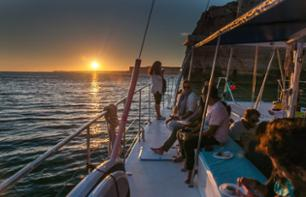 Sunset Cruise and Wine Tasting - Leaving from Lagos