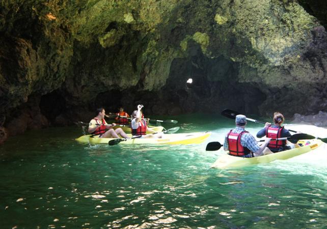 ,Kayak & Snorkel