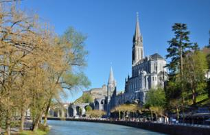 Tour of the Sanctuary of Our Lady of Lourdes