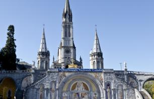 Guided Tour of Lourdes (full day)
