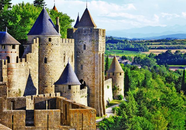 Excursion d'une demi-journée à Carcassonne – Au départ de Toulouse - Toulouse -