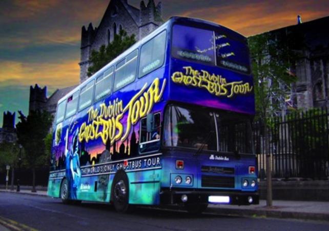 Visite de Dublin en bus fantôme image 1