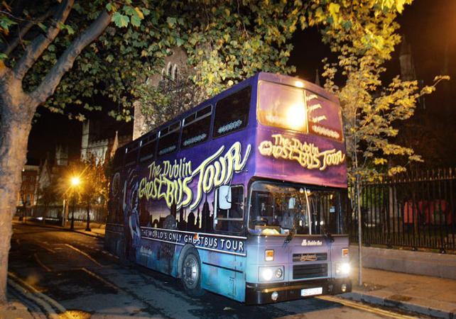 dublin dublin ghost bus tour