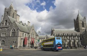 3-Day Do Dublin Card: Hop-on, hop-off bus tour + unlimited public transport