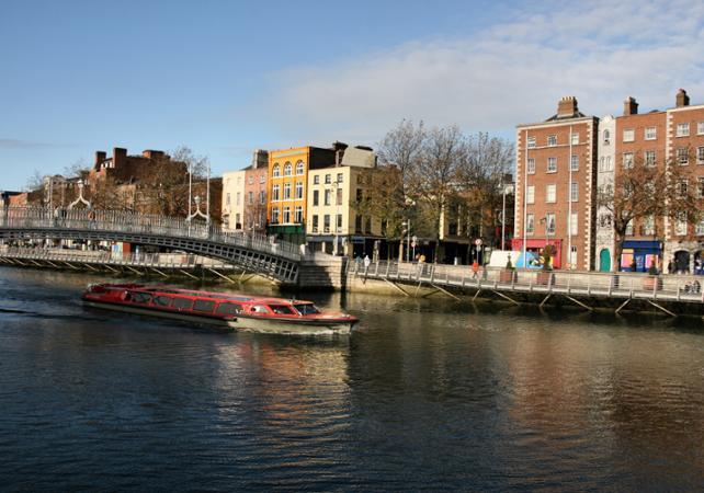 Pass 3 jours : visite de Dublin en bus à arrêts multiples et transports en commun illimités image 4