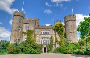 Guided Tour of Malahide Castle and the North Coast of Ireland – Departing from Dublin