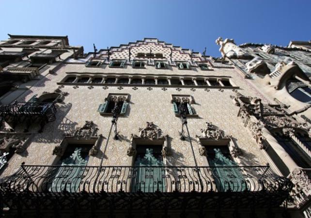 Tour v lo lectrique barcelone billet coupe file sagrada familia barcelone ceetiz - Sagrada familia billet coupe file ...