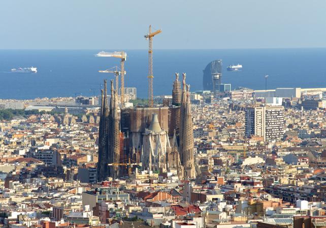 Tour v lo lectrique barcelone billet coupe file sagrada familia barcelone ceetiz - Billet coupe file sagrada familia ...