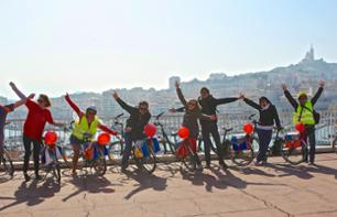 Big Electric Bike Tour of Marseilles