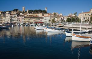 Private Transfer: The Gulf of Saint-Tropez → Cannes