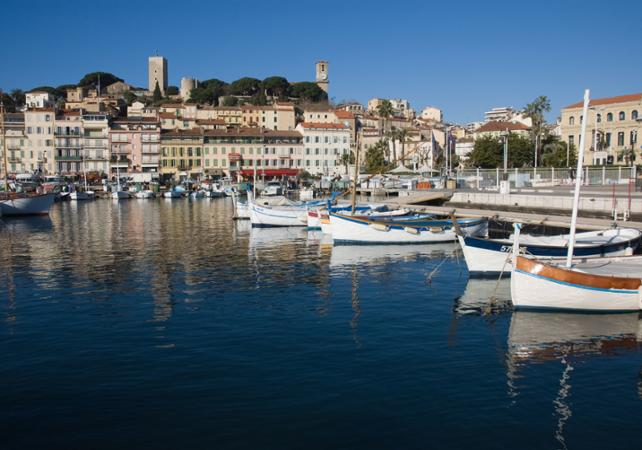 Transfert privé depuis le Golfe de Saint-Tropez vers Cannes - Saint-Tropez -